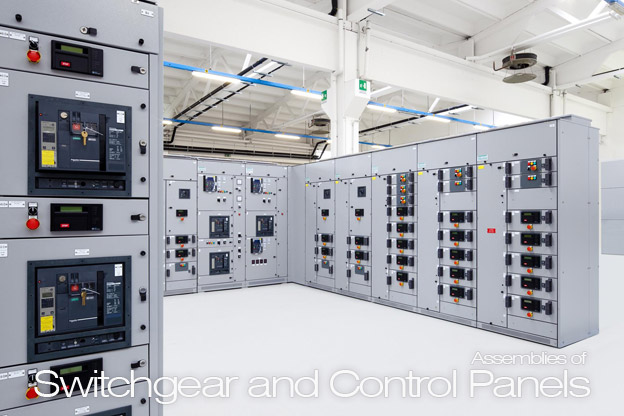 Medium Voltage Switchgear Inesing Spa
